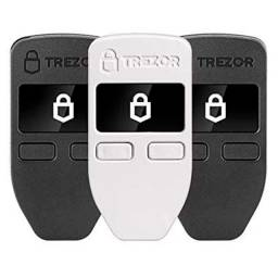 Trezor One Hardware Wallet Bitcoin Altcoins Lacrada Original