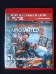 UNCHARTED 2 (JOGO PS3)