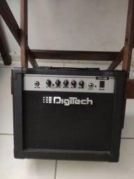 Amplificador Guitarra com distorção Digitech