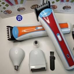 Maquina de Cortar Cabelo, Pelos; nariz e orelha, depilação (entrega grátis)