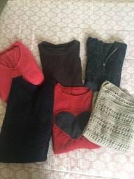 blusões de inverno
