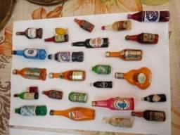 Lote de ímãs de geladeira anos 90