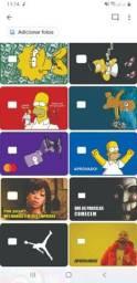 Adesivos para Cartão