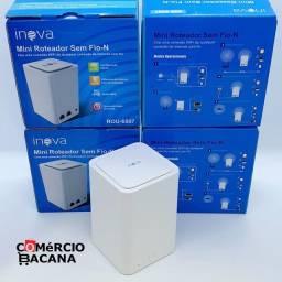 Mini roteador wifi Inova ROU-6007