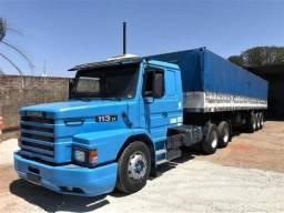 Scania 113 + LS Randon