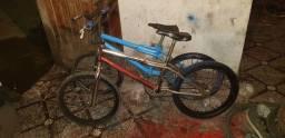 Bicicleta aro 20 , só pegar e pedalar