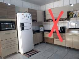 Armário de cozinha Bartira 11 peças