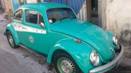 Título do anúncio: VW fusca Bigorril  75- 1300L-1975 Azul