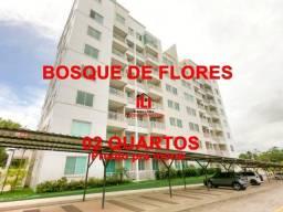 Apartamento de 59m² 02 Quartos Bosque Flores