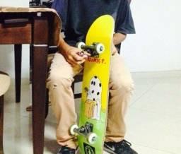 Skate salva