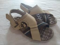 Sandálias 4 peças