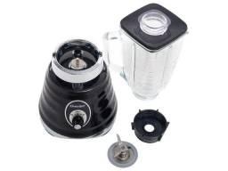 Liquidificador Oster Clássico Osterizer 1,25L Preto 600W  - 127v