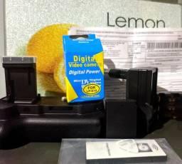 Grip para Canon T3 e Outros Acessórios com Nota Fiscal
