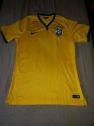 Camiseta Nike do Brasil