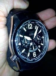 Relógio Aviator masculino - Único e Exclusivo