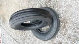 Pneus e rodas para trator e pneu tipo militar p/jeep