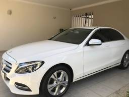 Mercedes-benz C-180 - 2015