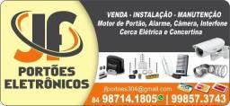 Fabricação instalação venda e manutenção