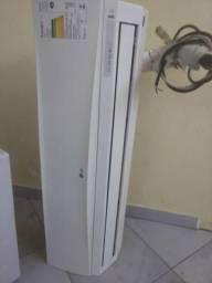Ar condicionado LG 12.000 BTUs semi-novo