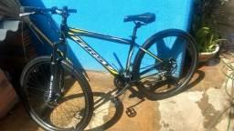Bike aro 29 zera com nota fiscal