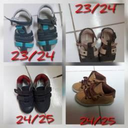 Sapatos de crianças