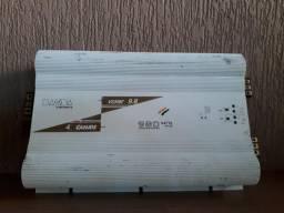 Modulo Banda 9.8 Voxer 980 Rms 4 Canais Amplificador