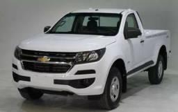 Gm - Chevrolet S10 LS Diesel 4X4 CS 0km 18/19 IPVA pago - 2019