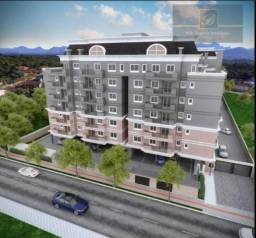 Apartamento com 2 dormitórios à venda, 58 m² por R$ 374.383 - Costa e Silva - Joinville/SC