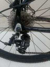 5f9435fdacf Vendo bike aro 29 tamanho 18 24 machas