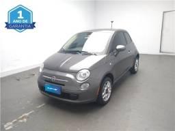 Fiat 500 1.4 cult 8v flex 2p manual - 2013