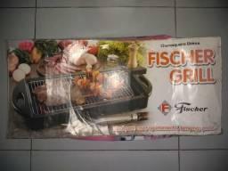 Vende-se 01 Churrasqueira elétrica Fischer Grill Grande, Semi nova