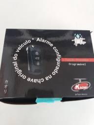Alarme kaori kx flex keylls novo na embalagem garantia instalado