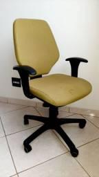 Cadeira Escritório Alta Qualidade, Regulável Ergonômica