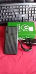 Moto G8 Play  vend0 ou troco com Volta para mim