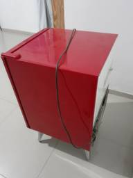 Frigobar Brastemp Vermelha