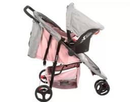 Carrinho Com bebê conforto Cosco Travel Sistem Jetty