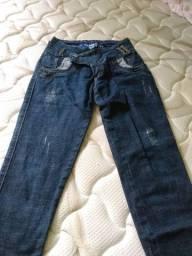 Título do anúncio: Calça jeans ..N 38