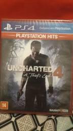 Uncharted 4, novo lacrado