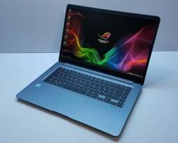 Notebook Asus intel core i5 8°geração,8GB de ram e HD 1TB