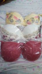 Conjunto lingerie Romance