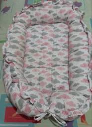 Almofada de amamentação e Ninho de bebê