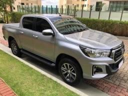 Toyota Hilux SRV 4x4 18/19 Diesel Completa