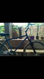 Vendo bicicleta aro 26 ou troco por celular