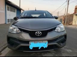 Toyota etios XS sedã
