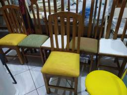 Qualquer umas das cadeiras por 50 reais
