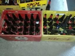 Engradado cerveja