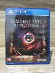 Jogo Ps4 Resident Evil 2