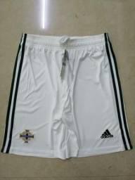 Shorts de Futebol Irlanda do Norte Adidas 2020