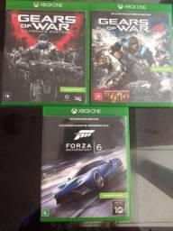 3 Jogos Xbox One. Ac cartão até 10x