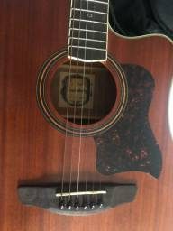 Vendo ou troco violão.
